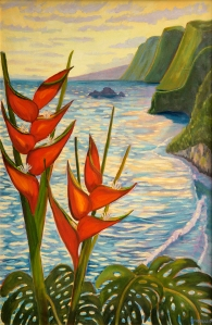 Heliconia Sunrise Song