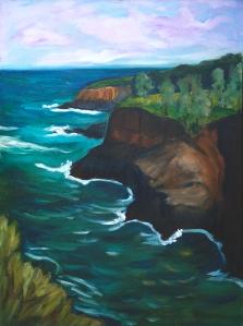 Kapanaia Headlands